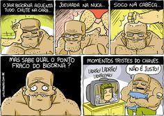 Satirinhas - Quadrinhos, tirinhas, curiosidades e muito mais! - Part 78