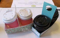 Mini Coffee Cup Caddie (Video)
