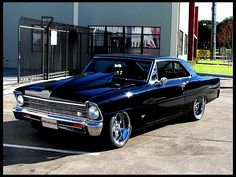 1967 Chevrolet Chevy II Nova 377/700 HP, 5-Speed