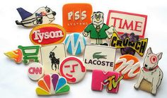 Cool Logo Cookies - Custom Made Cookies @ Rolling Pin Productions