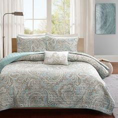 Jcp Intelligent Design Lilly Damask Comforter Set Bedroom
