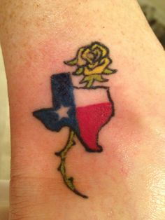 Yellow Rose of Texas ~ 4/27/12