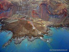 Costa de Tacoron y Puerto Naos del Pinar - El Hierro