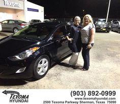 "https://flic.kr/p/tov15U | Congratulations to Taylor And Kelly Vaughan on your #Hyundai #Elantra from Jane Smallwood at Texoma Hyundai! #NewCar | <a href=""http://www.texomahyundai.com/?utm_source=Flickr&utm_medium=Dmaxx&utm_campaign=DeliveryMaxx"" rel=""nofollow"">www.texomahyundai.com/?utm_source=Flickr&utm_medium=D...</a>"