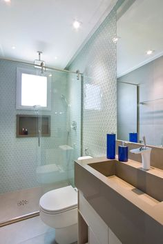 Banheiros - Gerson Dutra de Sá | Arquitetura e Interiores