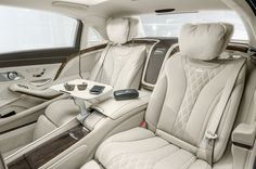 Mercedes Maybach S Klasse 2015 032