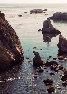 Pismo Rocks - Pismo Beach, California