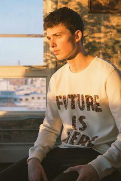 BDG Future Pullover Sweatshirt #urbanoutfitters