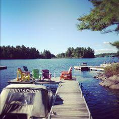 Cottage life #McCainAllGood