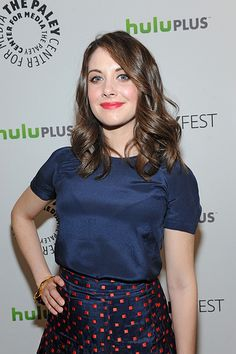 Alison Brie, hair inspiration
