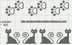 Artes de Maria Helena: Alfabeto de Gatinhos