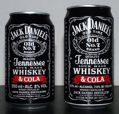 JackDaniel's & Cola ... just ready