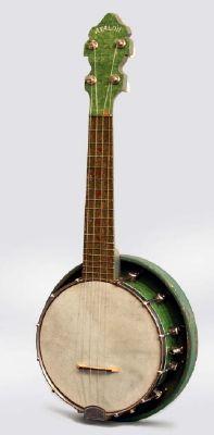 green banjolele