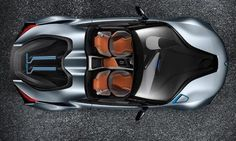 According to Automotive News reports, BMW CEO Harald Krueger confirmed in a recent press conference that the Roadster version of its Bmw I8, Super Sport Cars, Super Cars, Car Top View, Bmw Wallpapers, Tesla Roadster, Bmw Cars, Automotive Design, Sports