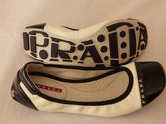Prada Pumps - Price £70 Pumps, Flats, Shoes, Collection, Fashion, Faeries, Loafers & Slip Ons, Moda, Shoe