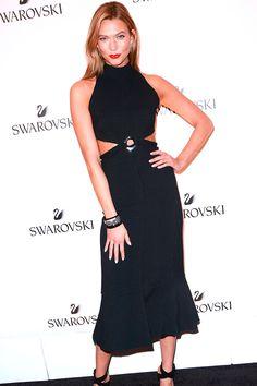 Karlie Kloss: embajadora Swarovski  http://stylelovely.com/galeria/karlie-kloss-sera-la-nueva-embajadora-swarovski/