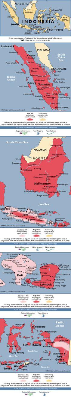 Thailand Malaria Map   Ko Phra Thong / Khao Sok National Park   Pinterest   Asia, Destinations ...