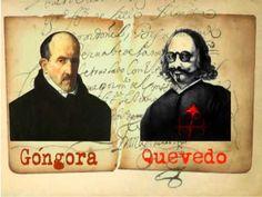 ▶ Francisco De Quevedo Vs Luis De Gongora - YouTube