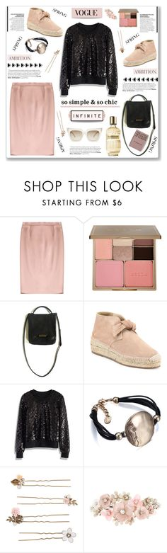 """🎀 #713 #trend"" by wonderful-paradisaical ❤ liked on Polyvore featuring Jil Sander, Stila, Yardena Silva, rag & bone, Chicwish, Marc, Accessorize, Spring, polyvorefashion and polyvoretrend"
