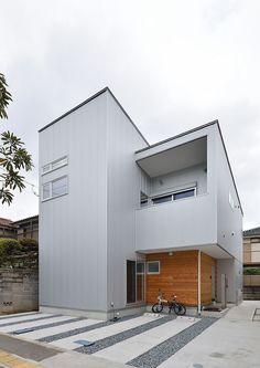スチールと木の家 | 注文住宅なら建築設計事務所 フリーダムアーキテクツデザイン