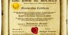 New QIQ Membership Certificate Professional Development, Certificate, Child, Organization, Boys, Kid, Continuing Education, Children, Infant