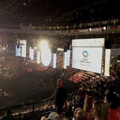 2012 world choir games begin in Cincinnati