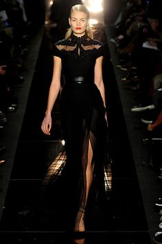 monique lhuillier, fall 2012