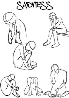Image result for sad and happy figure outline