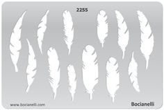 Design Template Stencil for Metal Clay Jewellery Jewelry Making Drawing and Drafting - Birds Bird Feathers by Bocianelli, http://www.amazon.com/dp/B008QV103G/ref=cm_sw_r_pi_dp_9GMXrb1K55T7D