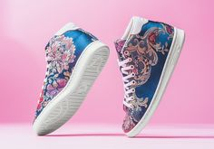 #sneakers #news  Pharrell Updates The adidas Stan Smith Mid With Beautiful Floral Jacquard