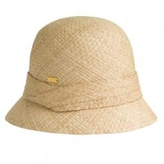 8ca0e8bfb90 A vintage feminine shape with an asymmetrical brim that is longer in the  front for sun protection