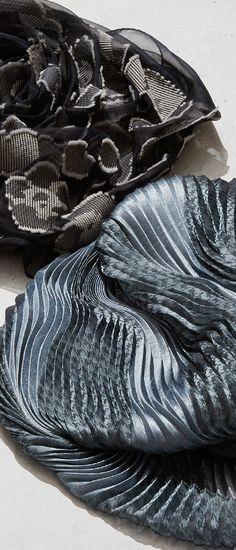 Celebrate 40 years of #GiorgioArmani with luxe accessories, featuring #Armani Collezioni. #SaksStyle
