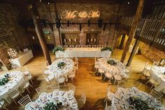 Beautiful Barn Wedding Shot by Justin Bailey Photography