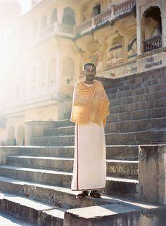 via miss moss. Andrew Jacona - India 2012, Contax 645 camera - Kodak Portra 400 film