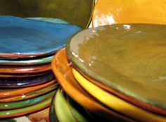 R Wood Pottery, tons of colors and styles in store!