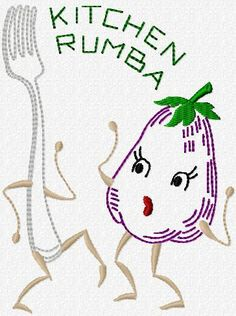 Animated Musical Vegetables