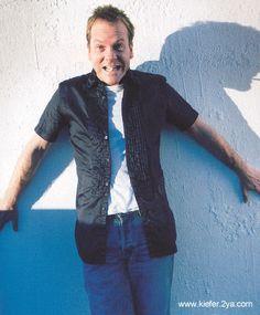 Kiefer Sutherland, actor