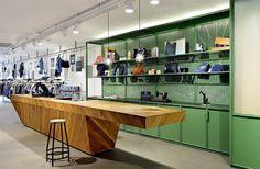 De Rode Winkel store by VEVS Interior Design, Woerden   Netherlands store design