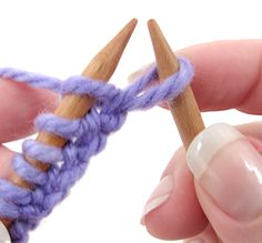 How To Do The Knitted Cast-On | KNITFreedom Video Tutorial