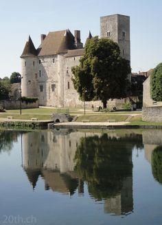 Chateau Nemours, France