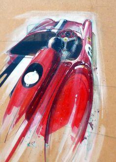 Ferrari 250tr 1957
