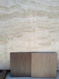 Taj Mahal Quartzite countertop. -via Interior Canvas