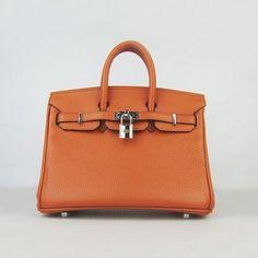 2d42309ffccf Hermes Birkin 25cm Handbag 6068 peach golden Louis Vuitton Handbags, Birkin  Bags, Hermes Birkin