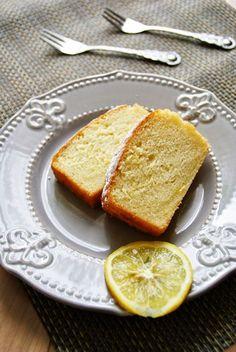 veganer Zitronen-Joghurt-Kuchen