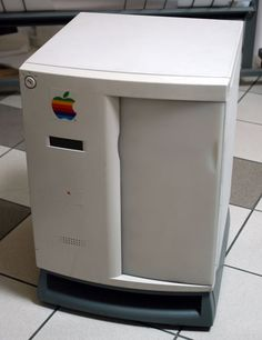 Apple Workgroup Server (AWS or sometimes WGS) and, later, Macintosh Server, are the names given to selected models of Macintosh computers which were sold by Apple Computer with additional server software and sometimes bigger hard drives. Apart from that, Computer Case, Gaming Computer, Desktop Computers, Steve Jobs, Apple Desktop, Mac Mini, Hardware Software, Apple Products, Retro