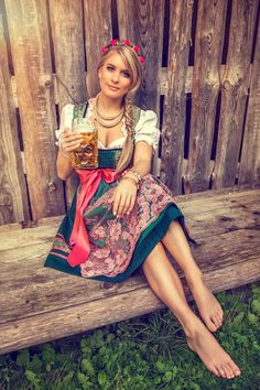 Photo about Pretty young german oktoberfest blonde woman in a dirndl dress with beer. Image of beautiful, beauty, holding - 61110569 German Women, German Girls, Octoberfest Girls, Beer Maid, Oktoberfest Outfit, German Oktoberfest, Beer Girl, Dirndl Dress, Blonde Women