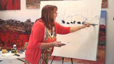 Acrylic Painting with Carole Foster