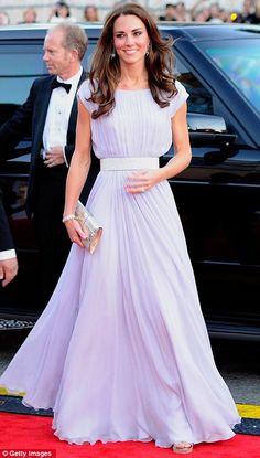Kate Middleton. Duchess of Cambridge. Enough said.