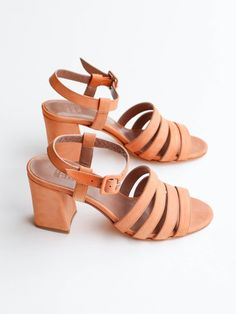 6724a9d19 Maryam Nassir Zadeh Palma High Sandal - Natural Nubuck High Sandals