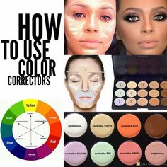 Our mineral Pigments can be used for color correction. Use more for your product. You will be happy, happy, happy!